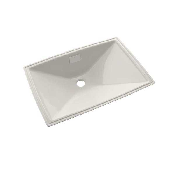 Toto Lloyd Rectangular Undermount Bathroom Sink LT931#11 Colonial White