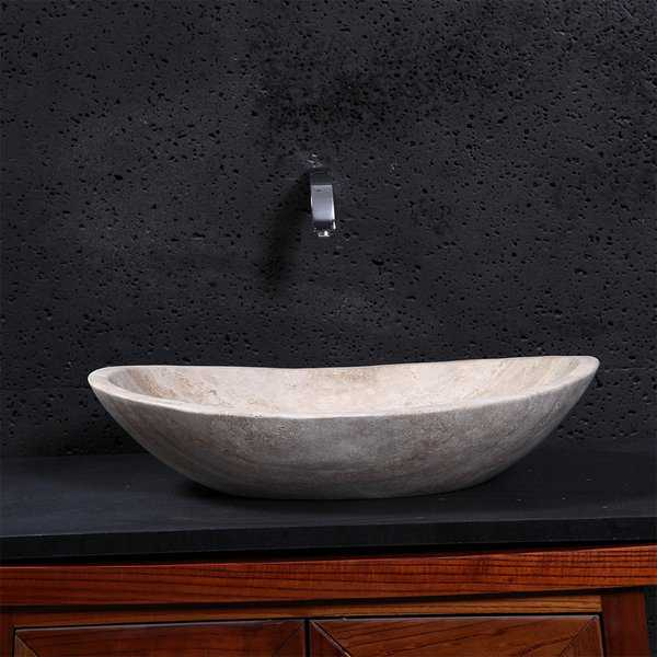 Virtu USA Leda Vessel Sink