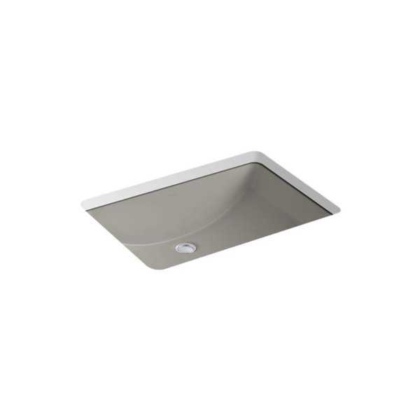 Ladena Cashmere Overflow Drain Under-mount Bathroom Sink