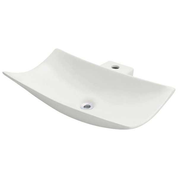 v240 Porcelain Vessel Sink